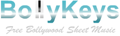 BollyKeys Logo