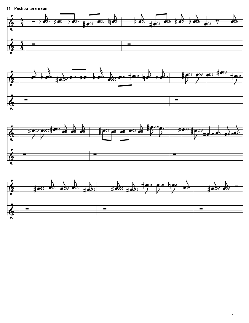 learn to play 1234 get on the dance floor sheet music free
