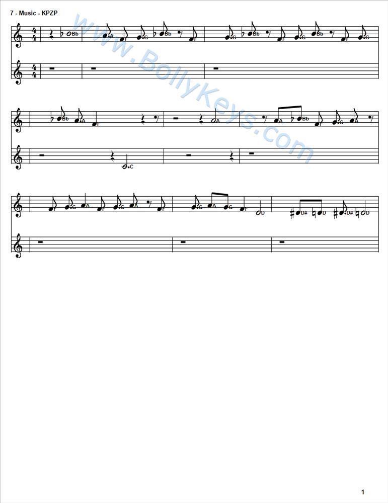 piya bole song piano notes